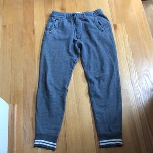 Abercrombie & Fitch gray joggers